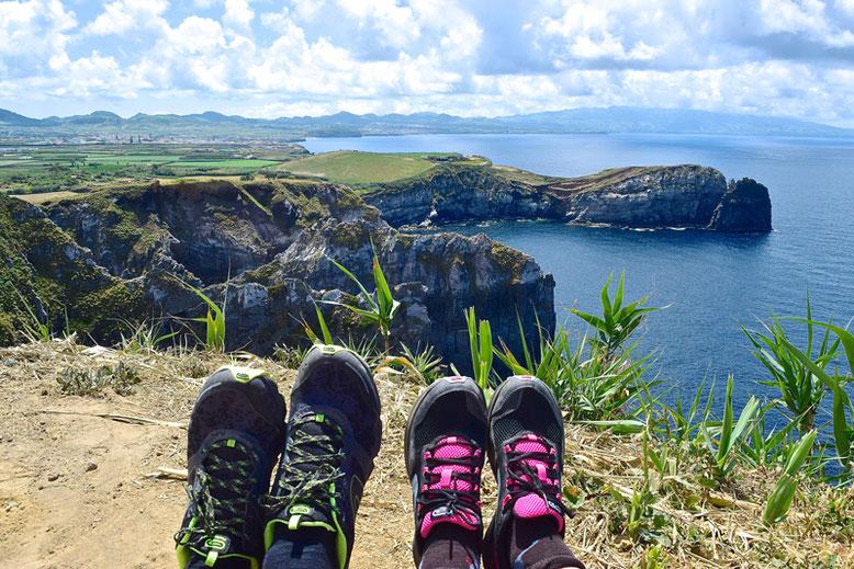 Visit the Azores - Picturesque Cliffs