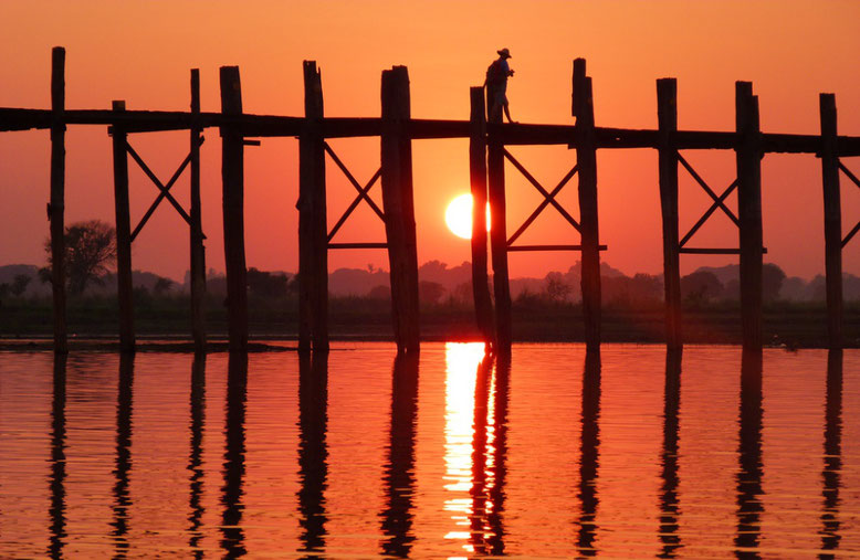 Top 10 Places You Should not Miss in Myanmar - Inwa Ancient Capital