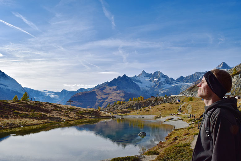 2 Hikes in Zermatt, Switzerland - 5 Lakes Hike - Leisee