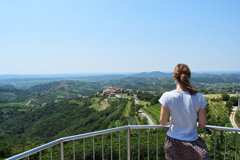 The Best Viewpoints in Slovenia - Gonjace