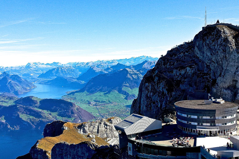 7 Days in Switzerland - Travel Itinerary - Pilatus