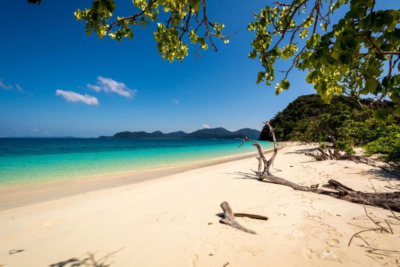 Top 10 Places You Should not Miss in Myanmar - Mergui Archipelago