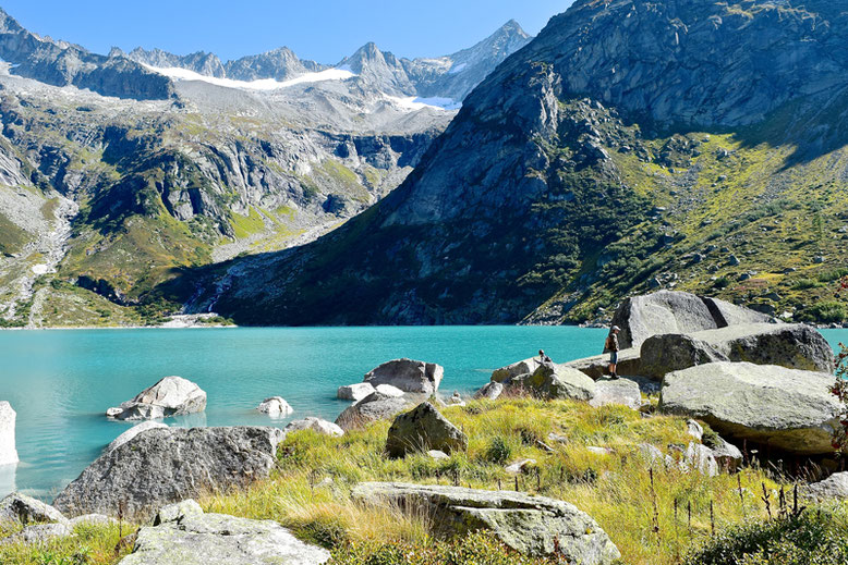 Most Beautiful Lakes in Europe - 10 Astonishing Lakes You Must See in Europe - Gelmer Lake, Austria