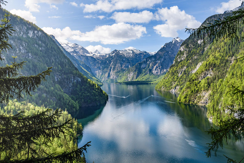 Most Beautiful Lakes in Europe - 10 Astonishing Lakes You Must See in Europe - König Lake, Germany