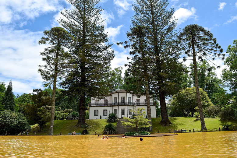 Visit the Azores - Spa with Iron Lakes