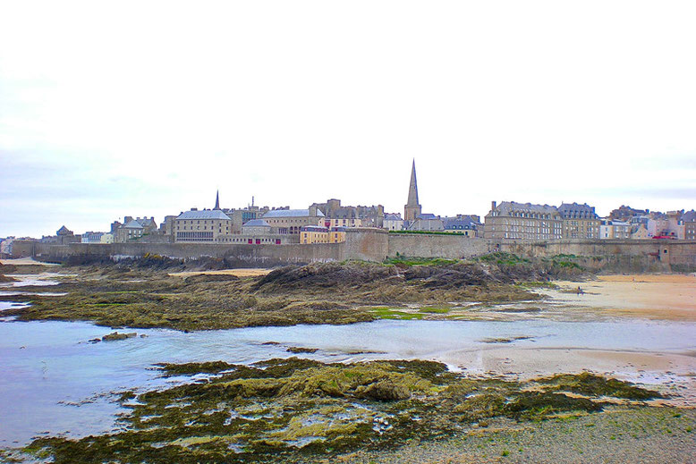 Small Towns in Europe You Must Visit - St. Malo, France