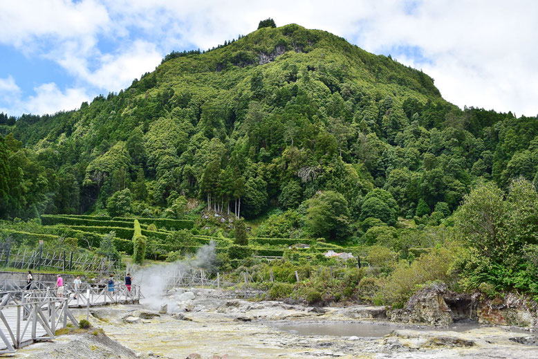 7 Tage Reiseplan - Sao Miguel, Azoren - Furnas