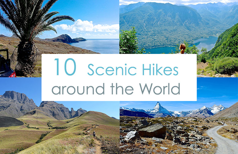 10 Scenic Hikes around the World