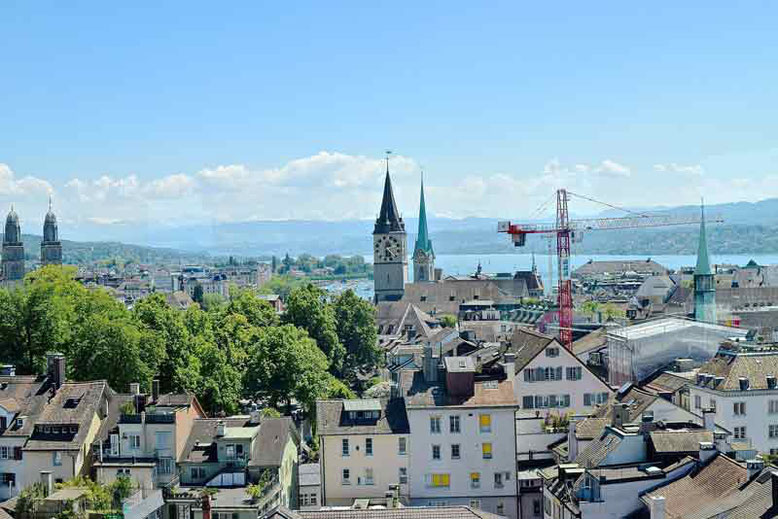 Unique and Cool Things to Do in Zurich, Switzerland - Jules Verne Panorama Bar