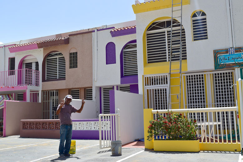 Is it Worth to Go to Puerto Rico - Colourful Buildings
