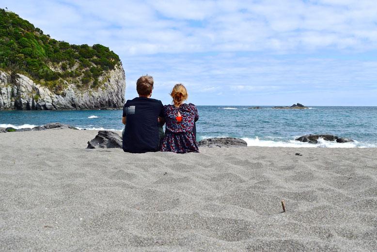 7 Tage Reiseplan - Sao Miguel, Azoren - Praia dos Moinhos