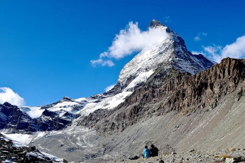 Wandern in Zermatt - Matterhorn
