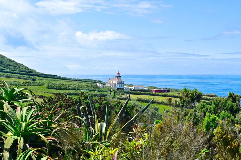 7 Tage Reiseplan - Sao Miguel, Azoren - Ponta da Ferraira