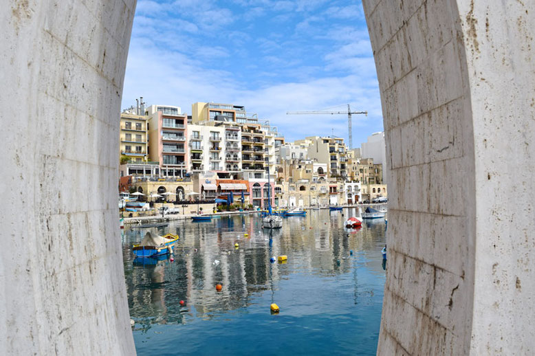 3 Days in Malta - Winter Break - St. Julians