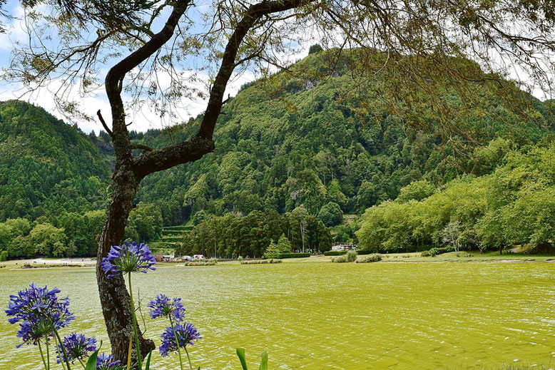 Azores, Sao Miguel: 7-Day Itinerary - Furnas Lake