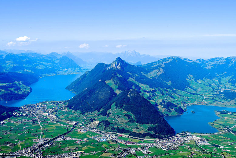 Switzerland Vacation Spots - Lucerne Region