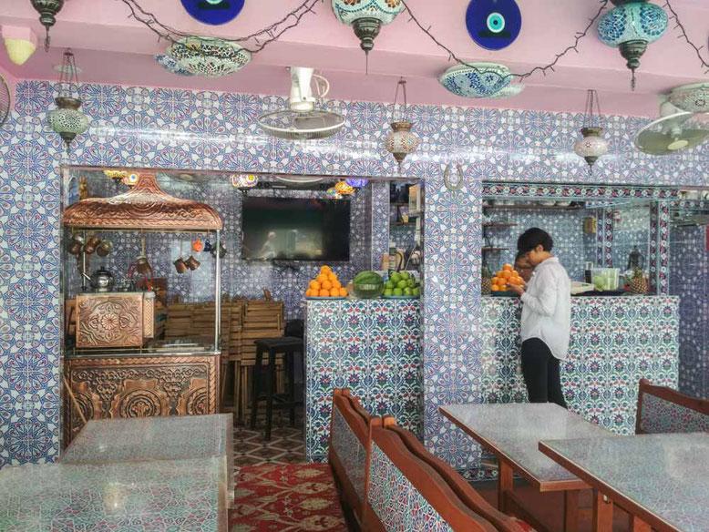 Dove mangiare a Kampong Glam, Singapore