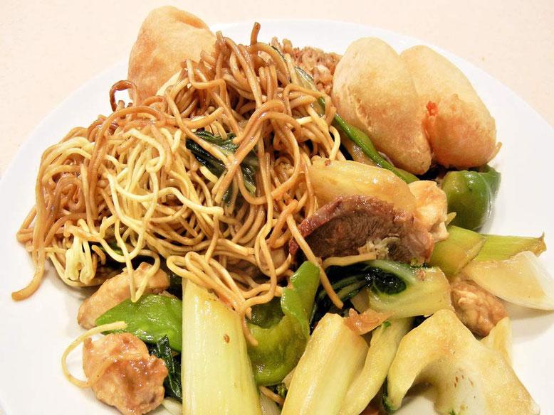 Singapore: piatti tipici da provare. Mee Goreng