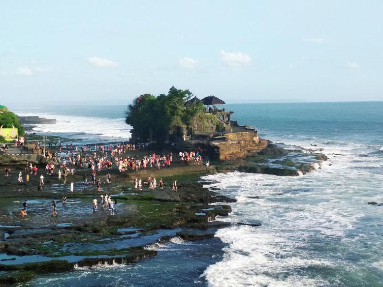 PAcchetti vacanza a Bali. Tempio del Tanah Lot