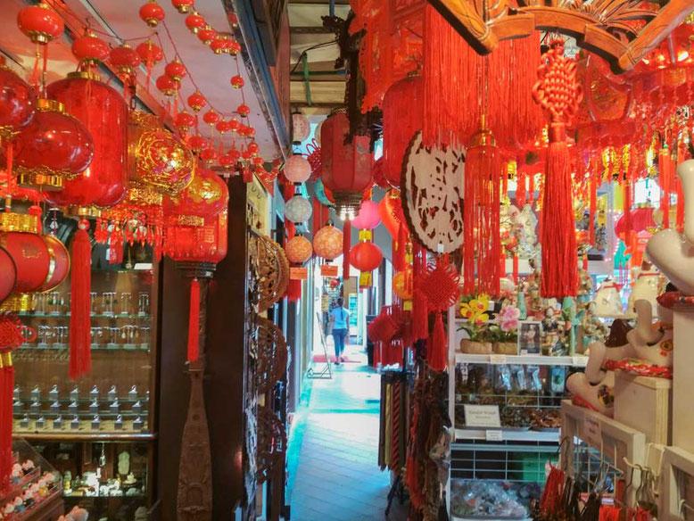 Singapore cosa vedere in 3 giorni - Chinatown