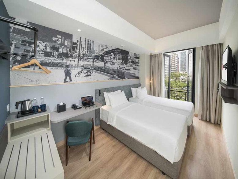 Kuala Lumpur: i migliori Hotel a meno di 50 euro a notte. Travelodge Bukit Bintang
