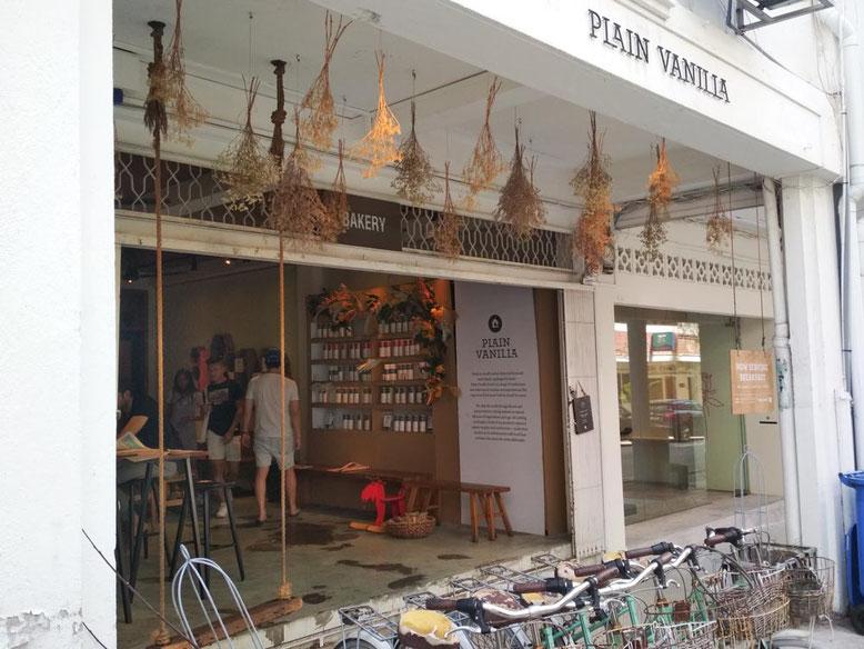 Singapore. Dove mangiare a Tiong Bahru. Plain Vanilla Bakery