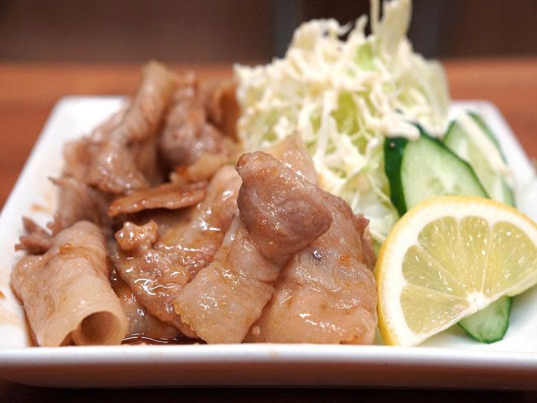 Ricetta giapponese maiale allo zenzero