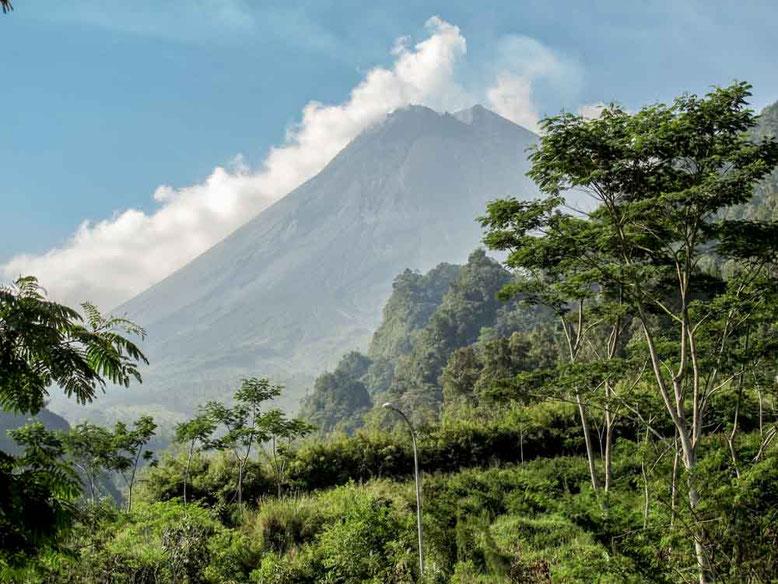 Yogyakarta - Monte Merapi