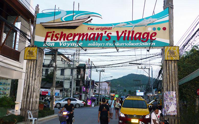 Koh Samui. Fisherman's Village