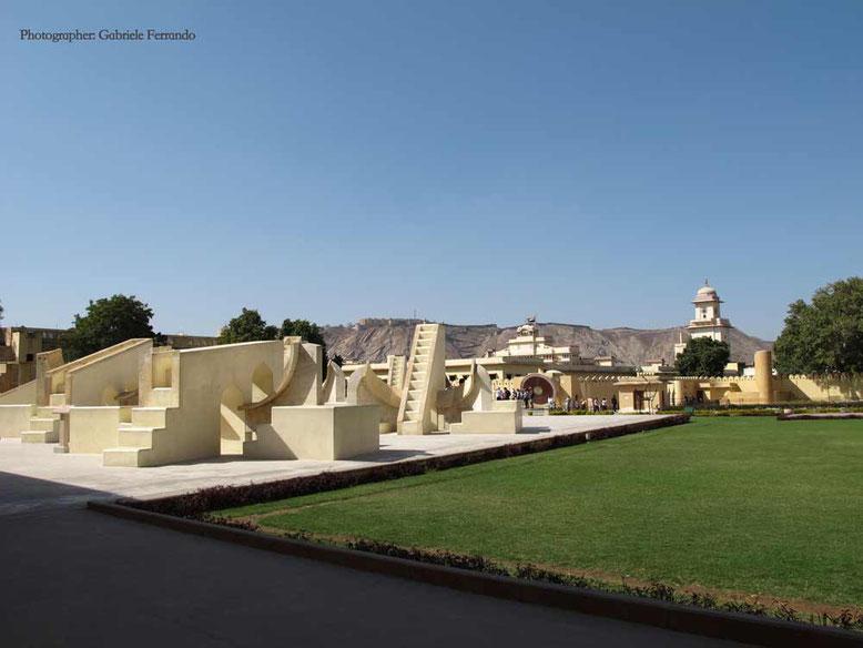 Jaipur. Jantar Mantar