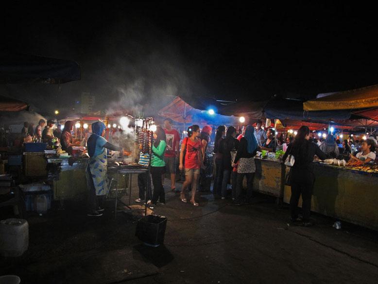 Kota Kinabalu. Night Market