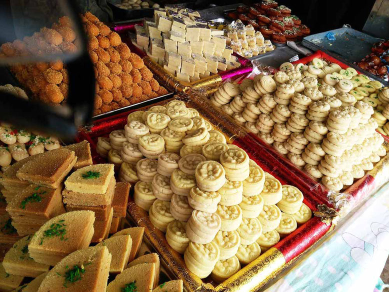 Dove mangiare a Little India. Moghul Sweet Shop