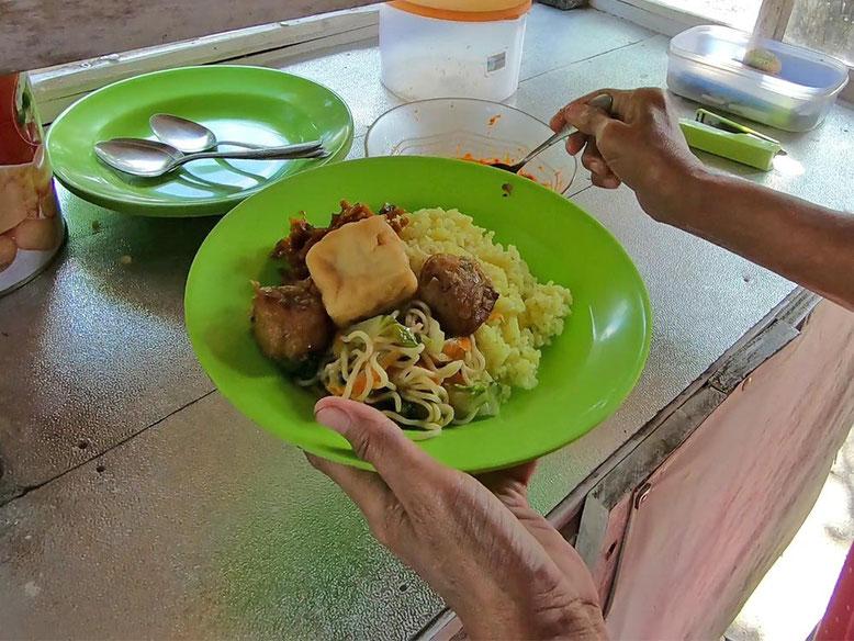 Bali Street Food - Cosa Mangiare. Nasi Kuning