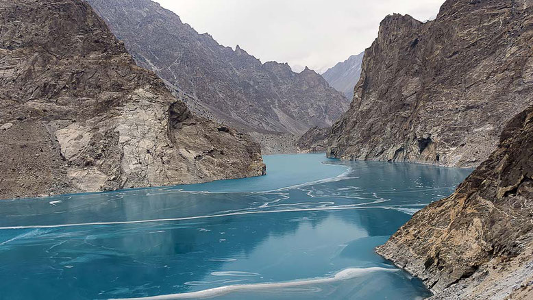 VIAGGIO DI GRUPPO KALASH VALLEY PAKISTAN - Lake
