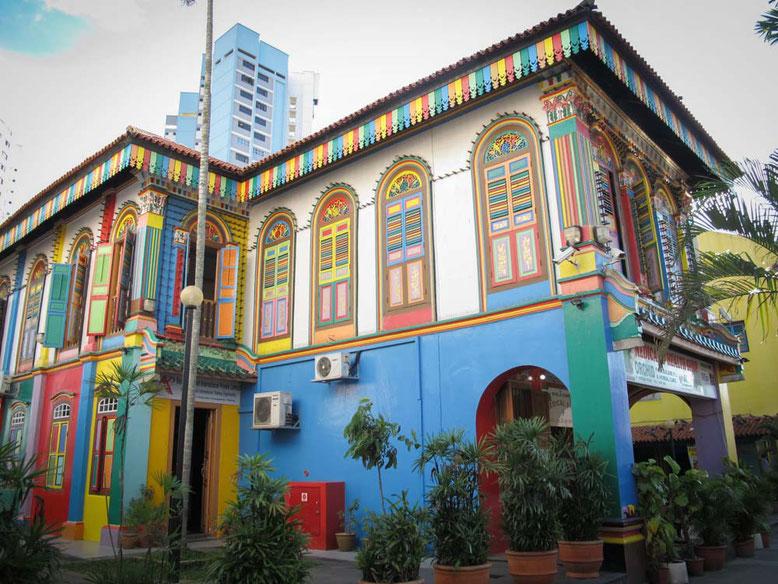 Dove dormire a Singapore - Little India