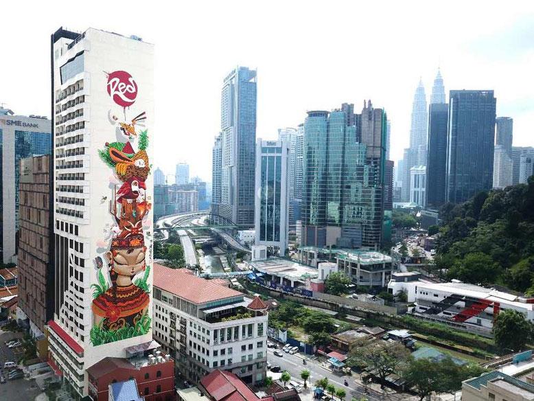 Kuala Lumpur: i migliori Hotel a meno di 50 euro a notte. Red by Sirocco