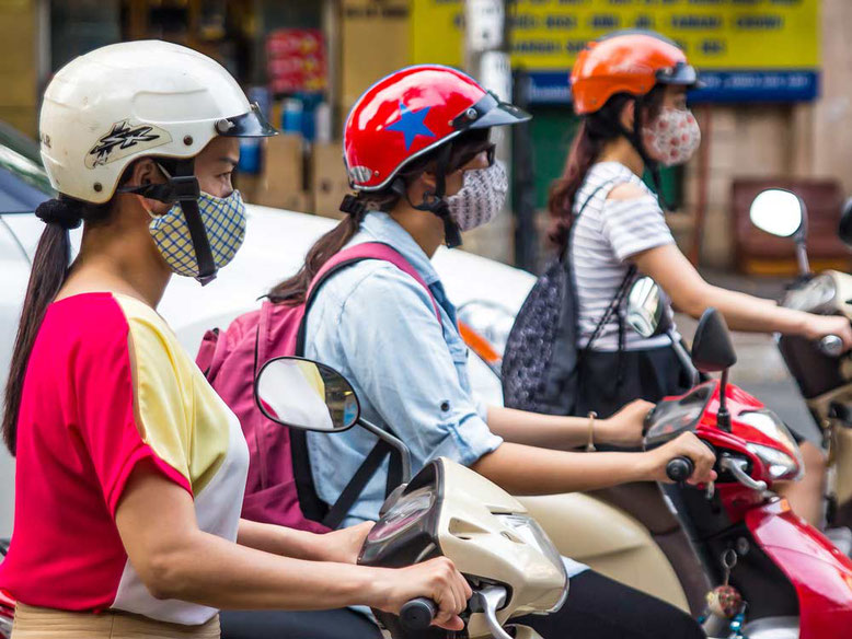 Trasporti Hanoi