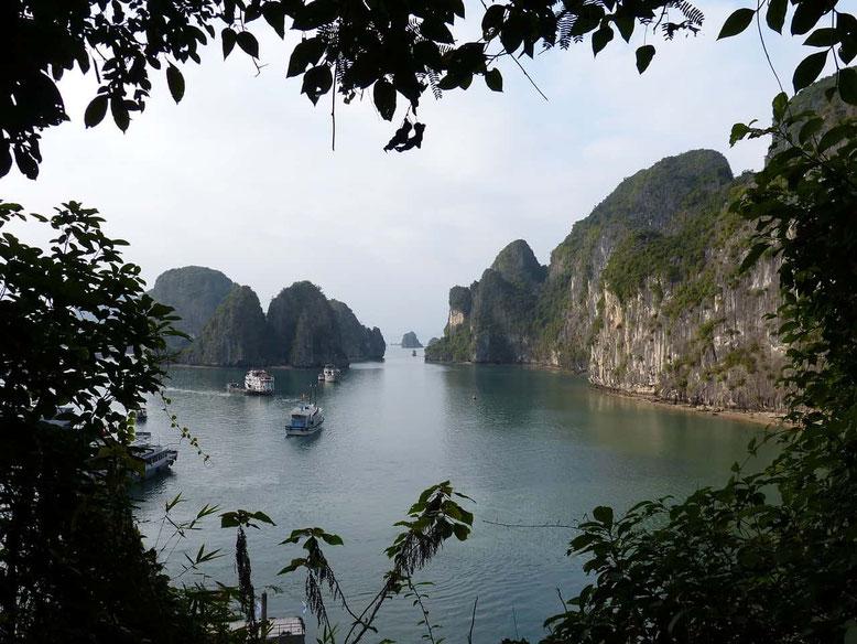 Viaggio di gruppo Vietnam Heritage. Halong Bay