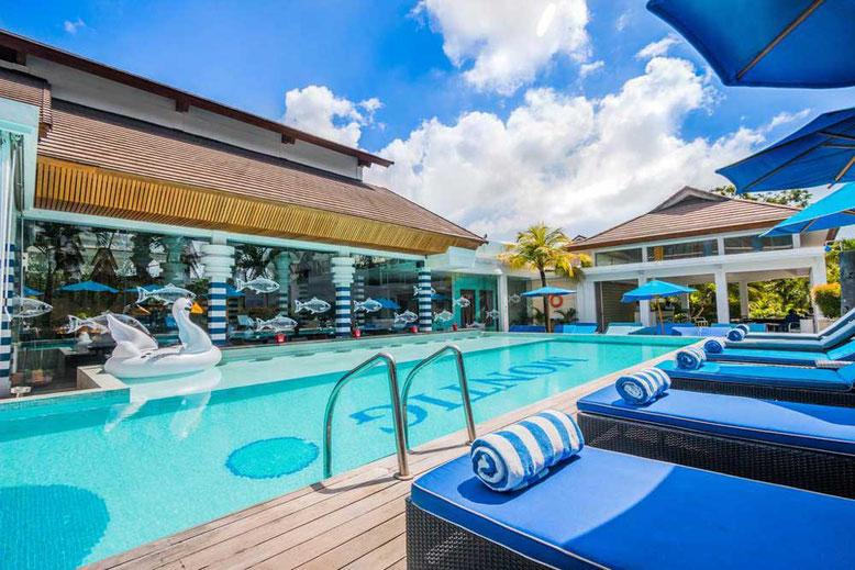 BALI HOTEL DI LUSSO A MENO DI 100 EURO A NOTTE - Montigo Resort Seminyak