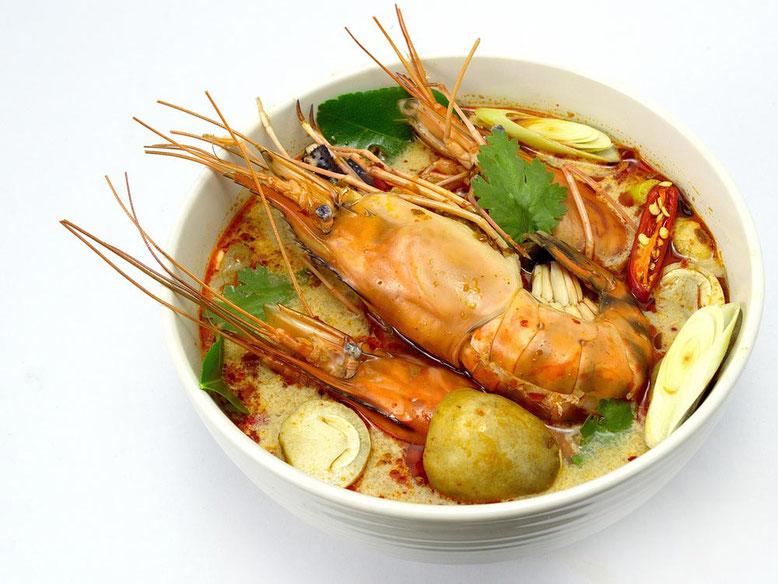 Ricette Thai. Ricetta Tom Yum