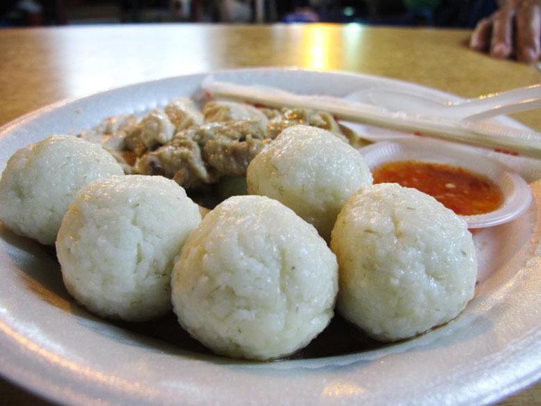 Dove mangiare a Malacca.