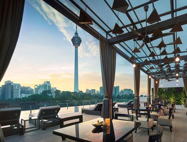 Kuala Lumpur: i migliori Hotel di Lusso a meno di 100 euro a notte. Hotel Stripes Kuala Lumpur