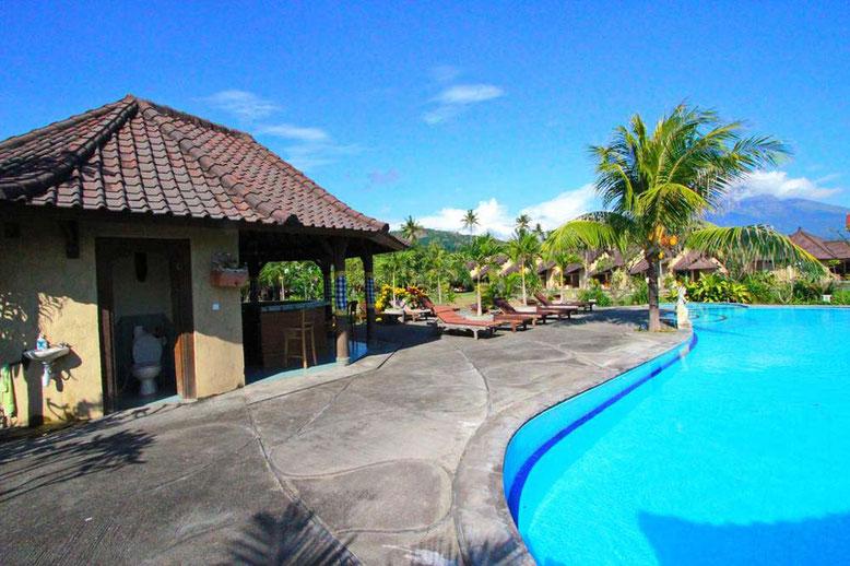 Bali i migliori Hotel a meno di 50 Euro a notte - Hotel Uyah Amed Resort