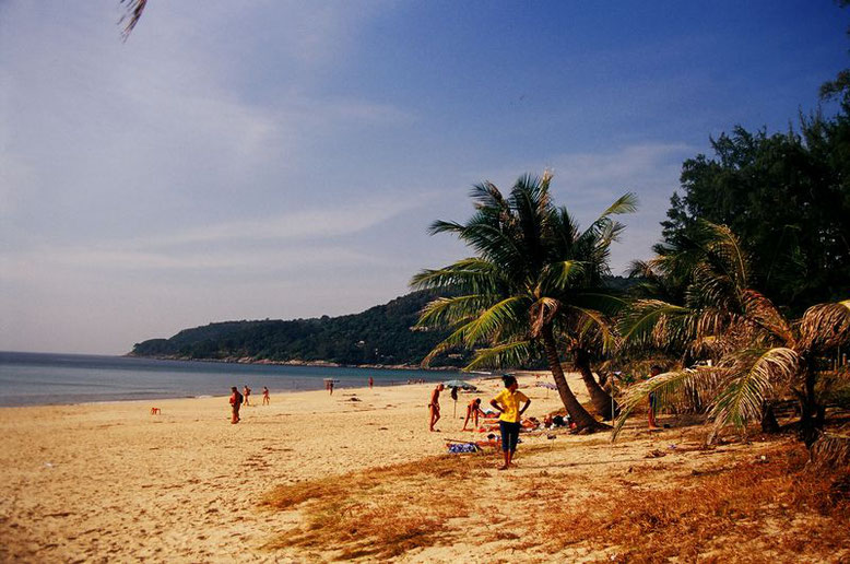 Phuket. Karon Beach