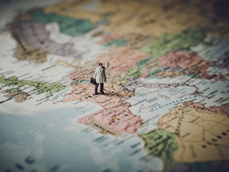 Viaggiare da soli 5 miti da sfatare - conoscenza lingue straniere