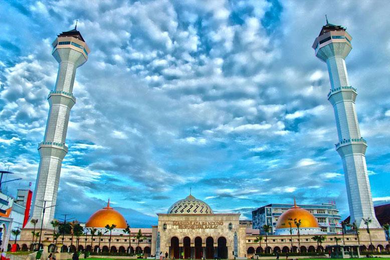 Bandung. Grand Mosque