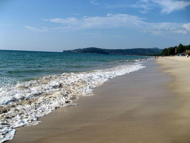 Phuket. Bangtao Beach