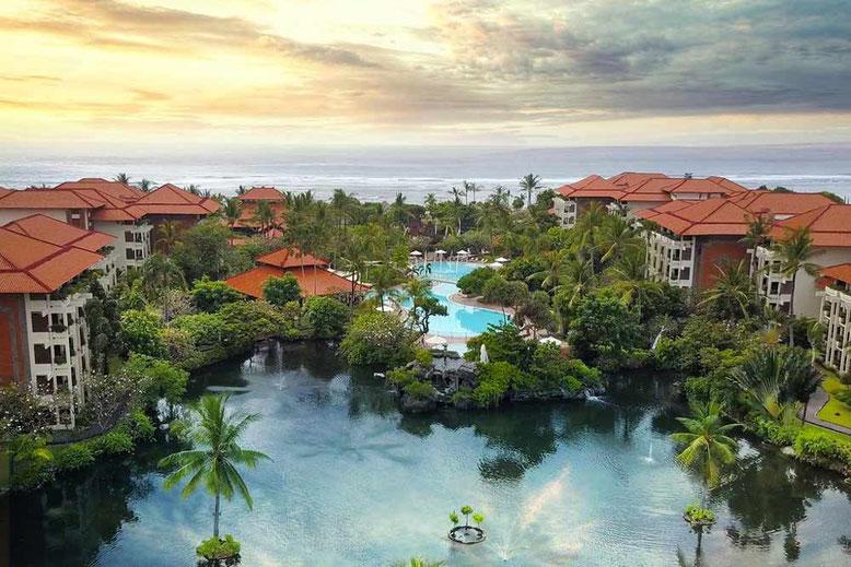 BALI HOTEL DI LUSSO A MENO DI 100 EURO A NOTTE - Ayodya Resort Bali