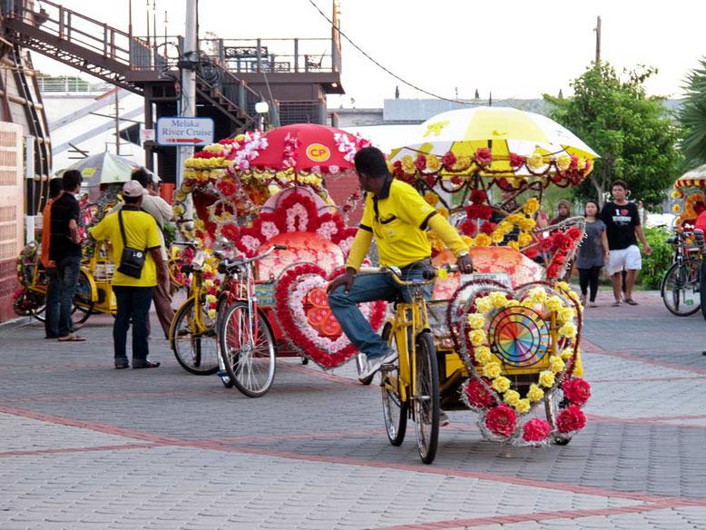 Trasporti a Malacca