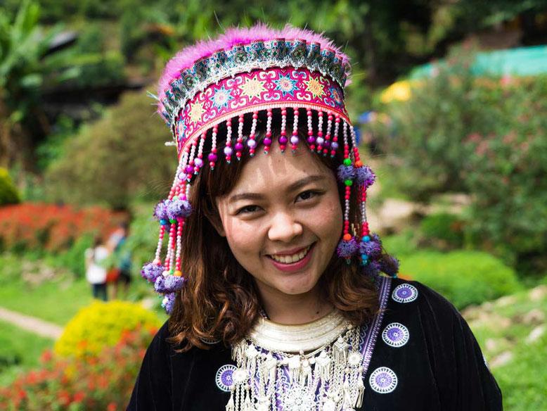 Chiang Mai. Villaggi tribali